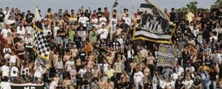 FK Partizan Fudbal_Grobari2